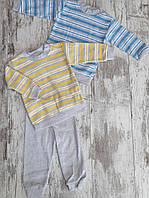 Костюм детский оптом 2-3-4 года синий
