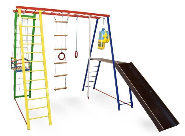 Детские спортивные и игровые площадки