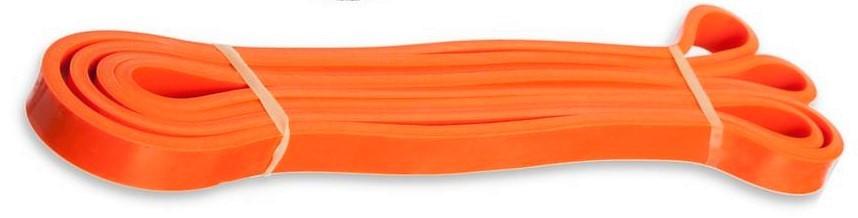 Эспандер-петли для подтягивания POWER BANDS 2080х13х4,5 мм жесткость XS 7-16 кг оранжевый