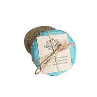 Натуральный твердый шампунь для жирных волос «ЗЕЛЕНЫЙ ЧАЙ»
