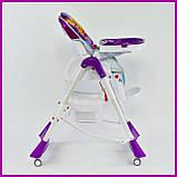 Детский стульчик для кормления JOY, фото 3