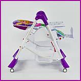 Детский стульчик для кормления JOY, фото 4