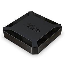 Смарт ТВ-приставка Tina X96Q 2/16GB Smart Tv Box, фото 3