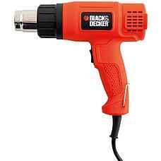 Фен строительный BLACK&DECKER KX1650-XK 1750Вт, 460-600 градусов, фото 2