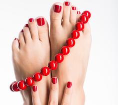 Засоби по догляду за руками і ногами