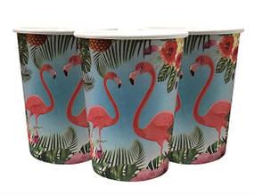 Стаканчик Фламинго 200мл