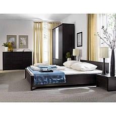 КАСПИАН(л) Кровать LOZ 160 (каркас) без ламелей, фото 2