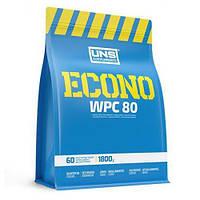 UNS Econo Instant Protein 1800 g (Бананове морозиво)