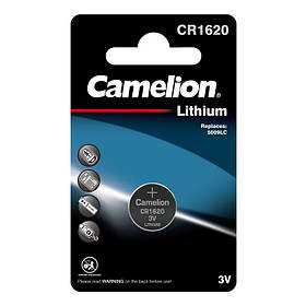 Батарейка CAMELION CR1620 90 MAH 3V