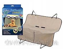 Автомобильный защитный коврик PetZoom подстилка для собак и кошек