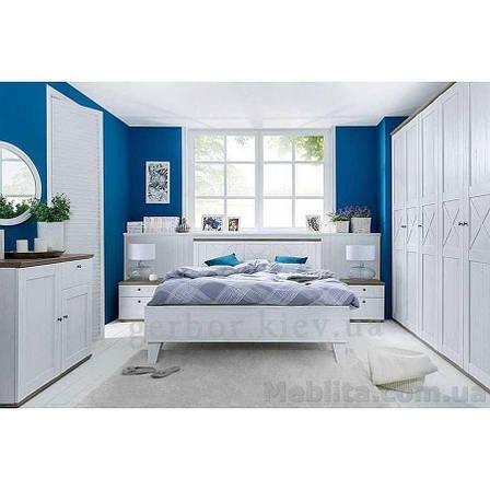 ТИНА Кровать 160 (каркас с основой под матрас), фото 2