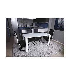 Стол Nicolas Bristol B 4426L (130/200*85*75) белый, фото 2