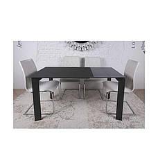 Стол Nicolas Bristol S 4426L (100/150*74*75) графит, фото 2
