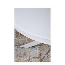 Стол Nicolas Cambridge 4627L (125/175*125) белый, фото 2