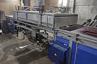 ПВ-25/4х2-А-250 Дубль бу мембранно-вакуумный пресс для производства фасадов