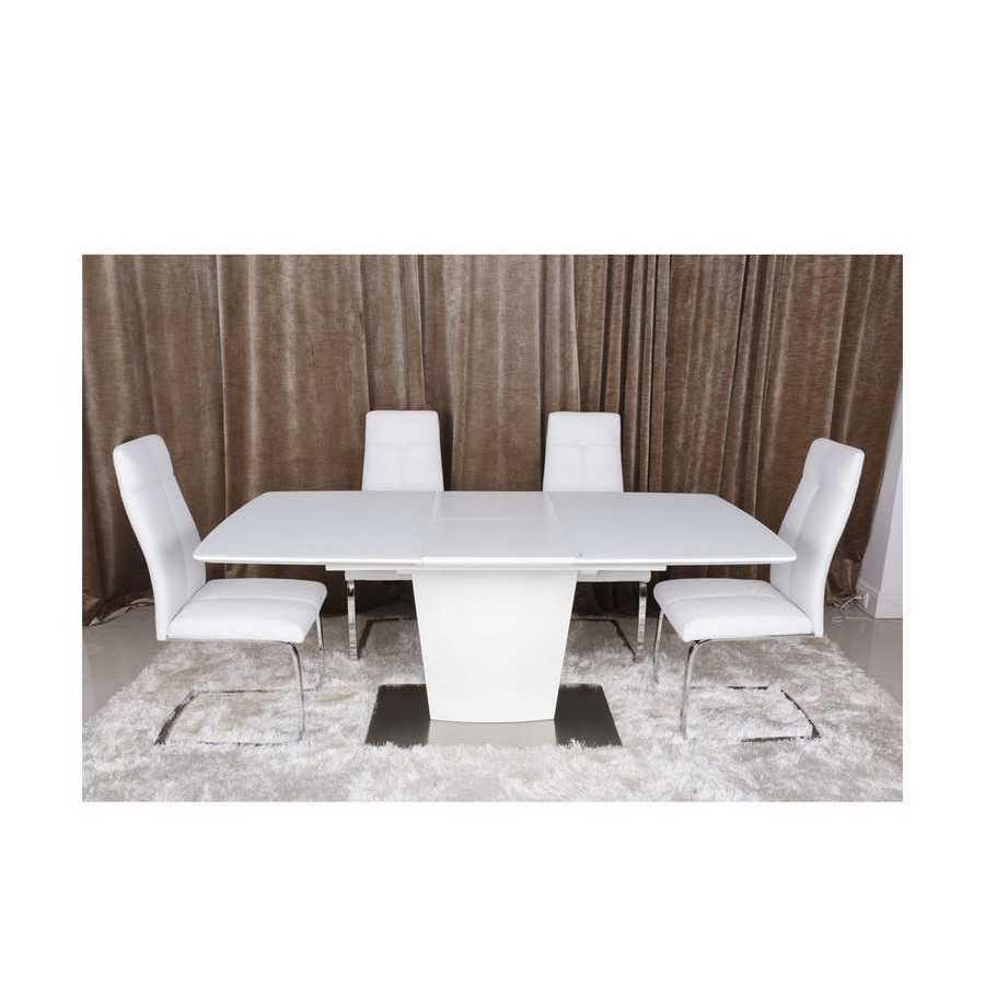 Стол Nicolas Chicago B HT2196 (160/210*90) белый
