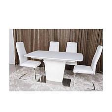 Стол Nicolas Chicago B HT2196 (160/210*90) белый, фото 3