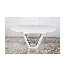 Стол Nicolas DENVER HT2135 (140/180*95) белый, фото 2