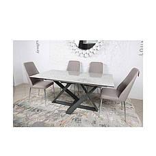 Стол Nicolas Fleetwood 4697L серый глянец керамика, фото 3