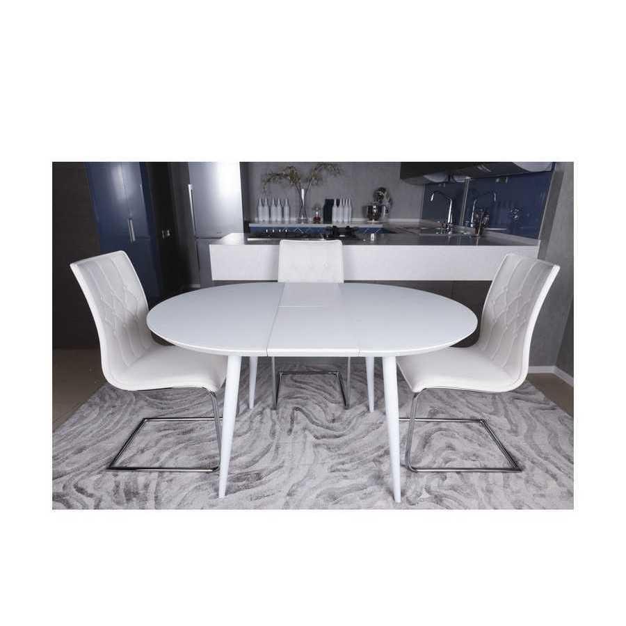Стол Nicolas Greenwich TL-1892H (110/140*100*76) белый