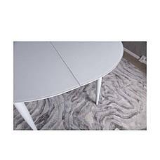 Стол Nicolas Greenwich TL-1892H (110/140*100*76) белый, фото 2