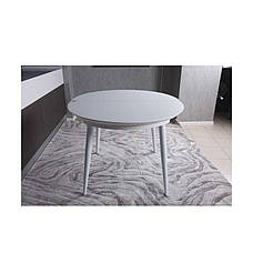 Стол Nicolas Greenwich TL-1892H (110/140*100*76) белый, фото 3