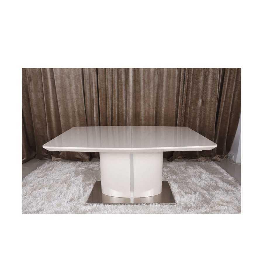 Стол Nicolas Lancaster HT2108 (160/220*100) капучино