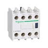 LADN04  4НЗ Вспомогательные контакты для пускателей Schneider Electric
