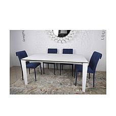 Стол Nicolas Liverpool 4622L (160/300*90)  керамика белый, фото 3