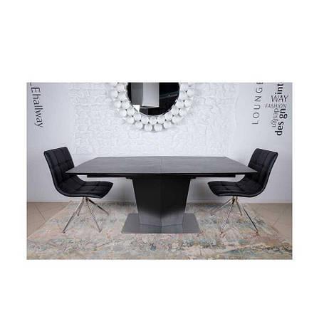 Стол Nicolas Michigan HT2368 (180/230*95) керамика коричневый, фото 2