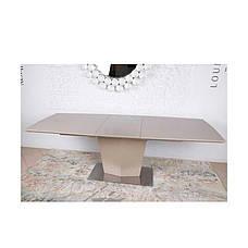 Стол Nicolas Michigan HT2368 (180/230*95) керамика мокко, фото 2