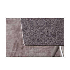 Стол Nicolas Michigan HT2368 (180/230*95) стеклокерамика мокко/баклажан, фото 3