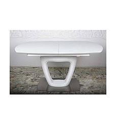 Стол Nicolas Ottawa HT2510 (140/180*85) белый, фото 2