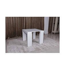 Стол-консоль Manchester 3899L (45/200*95) белый, фото 3