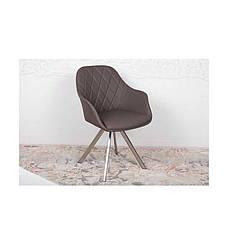 Кресло Nicolas Almeria (мокко) поворотное, фото 3