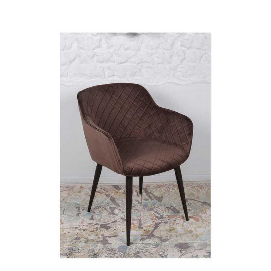 Кресло Nicolas Bavaria ( Бавария ) коричневый