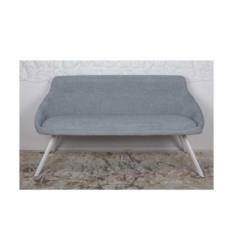 Кресло-банкетка Nicolas Toledo (темно-голубой)