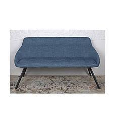 Кресло-банкетка Nicolas Toledo (темно-голубой), фото 2