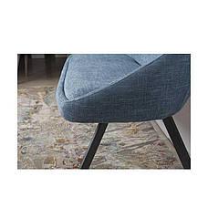 Кресло-банкетка Nicolas Toledo (темно-голубой), фото 3