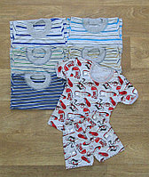 Комплект летний мальчику , детское белье , носки и много другого в нашем интернет магазине