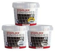 Добавки для Starlike: GALAXY, SPOTLIGHT, GOLD, фасовка 30 гр (во все базовые цвета STARLIKE EVO, 1 кг)