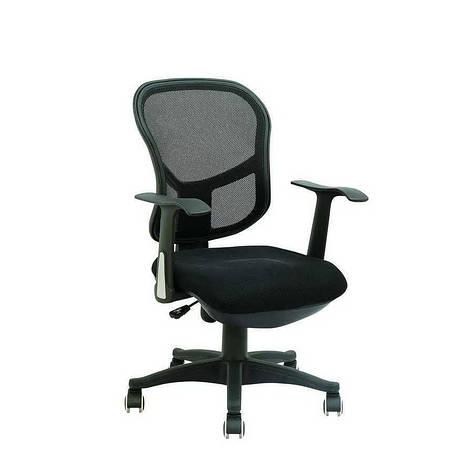 Кресло офисное Mist black Special4You, фото 2