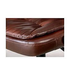 Кресло офисное OSKAR brown Special4You, фото 2