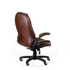 Кресло офисное OSKAR brown Special4You, фото 3