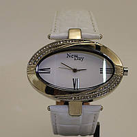Женские наручные часы со стразами ND 210626 Серебристый 210626, КОД: 1392348