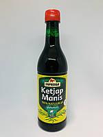 Соевый соус Improba Ketjap Manis (без глютена) 500 мл, Голландия
