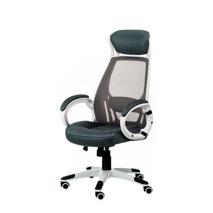 Кресло офисное Briz grey/whitе Special4You