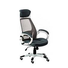 Кресло офисное Briz grey/whitе Special4You, фото 2