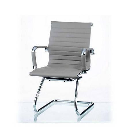 Кресло офисное Solano artleather conference grey Special4You, фото 2