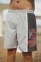 Мужские шорты пляжные с накатом в принт (44-54), фото 1